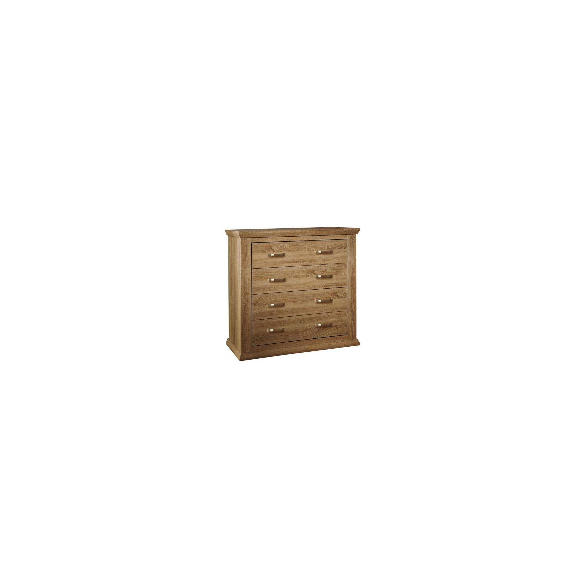 Urbane Designs Warwick 4 Drawer Chest at Tesco Direct