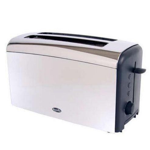 Breville VTT140 Stainless Steel 4 Slice Toaster