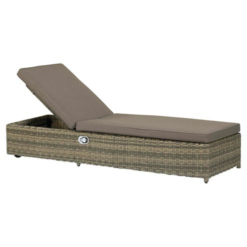 buy royalcraft modena sun lounger from our garden chairs. Black Bedroom Furniture Sets. Home Design Ideas