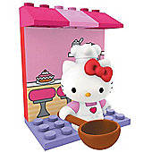 Hello Kitty Mega Bloks Pastry Chef 10811