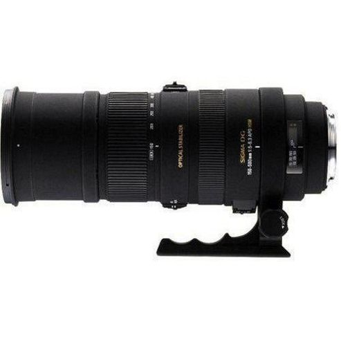 Sigma 150-500mm f/5-6.3 APO DG OS HSM (Stabilised) Canon Fit