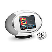 SENSIA200D Wireless Radio System with Touchscreen & USB Record in White