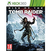 Rise of the Tomb Raider - Xbox-360