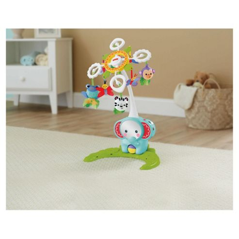 Fisher-Price Rainforest Friends Crib-to-Floor Mobile