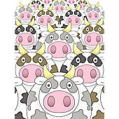 Moove Over Canvas Picture
