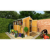 BillyOh 4000 7 x 7 Tongue & Groove Apex Shed