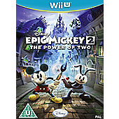 Disney Epic Mickey 2: The Power Of Two Wii U