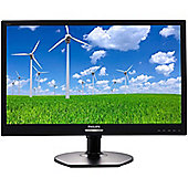 "Philips S-line 221S6QYMB 54.6 cm (21.5"") LED Monitor - 16:9 - 5 ms"