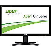"Acer G7 G237HLAbid 23"" LCD Monitor Black Full HD Gloss"