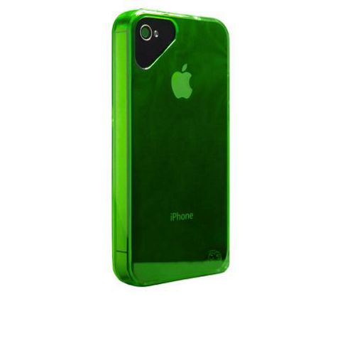 Olo Strato Solid Cases for Apple iPhone 4/4s in Green