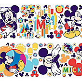 Mickey Mouse Wall Stickers, 66