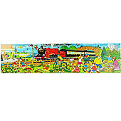 Bigjigs Toys BJ034 Train Puzzle