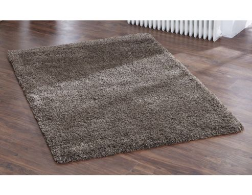 Ultimate Rug Co Lifestyle Mink Shag Rug - 160cm x 230cm