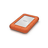 LaCie Rugged Mini 2TB USB 3.0 External Hard Drive