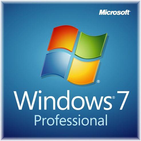 Microsoft Windows 7 Professional (64-bit) Service Pack