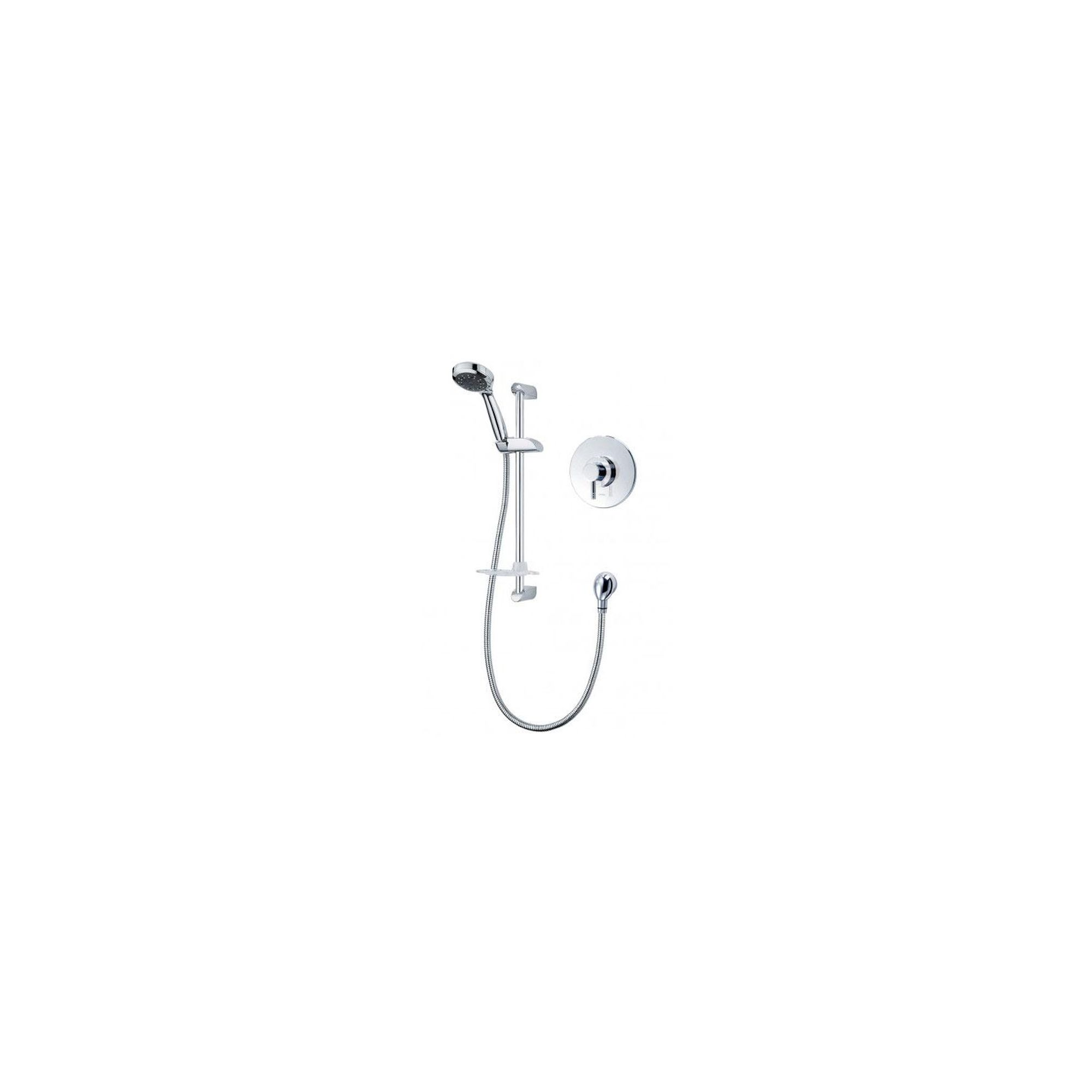 Triton Thames Built-In Thermostatic Sequential Mixer Chrome at Tesco Direct