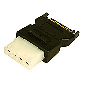 SATA 15pin (male) to Molex 4pin (female) Adaptor