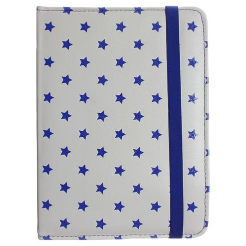 Trendz Kindle Fire HD Blue Stars Case