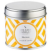 Shearer Mango Filled Tin Candle