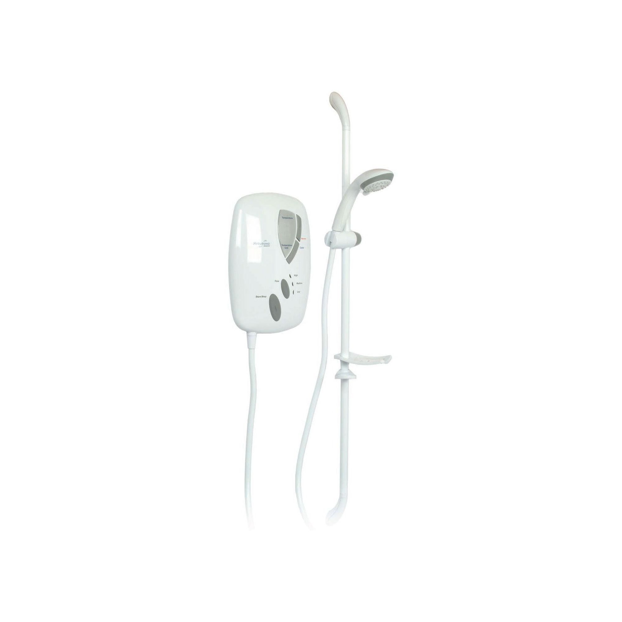 Redring Selectronic Plus 10.8kW Electric Shower at Tesco Direct