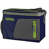 Thermos Radiance Cool Bag, Navy, 6 Can