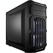 Corsair Carbide SPEC-03 Computer Case - ATX, Micro ATX, Mini ITX Motherboard Supported - Mid-tower - Steel - Black, Blue