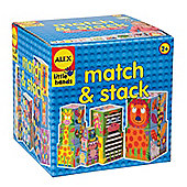 Alex Toys Match and Stack