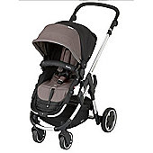 Kiddy Click n Move 3 Pushchair (Walnut)