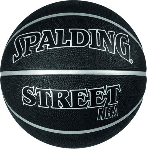 Spalding NBA Street Basketball - Black