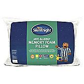 Slientnight Memory Foam Pillow Single