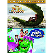 Pete's Dragon Live Action and Animation Box Set DVD