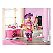 Baby Born Deluxe Chef Cooking Set