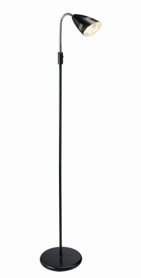 Mark Slojd Vejle Floor Lamp - Black