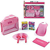 Dolls World Baby Feeding Set
