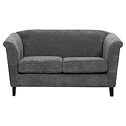 Amelie Small 2 seater Sofa Pewter