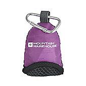 Clip Towel - Small 40 x 40cm - Purple