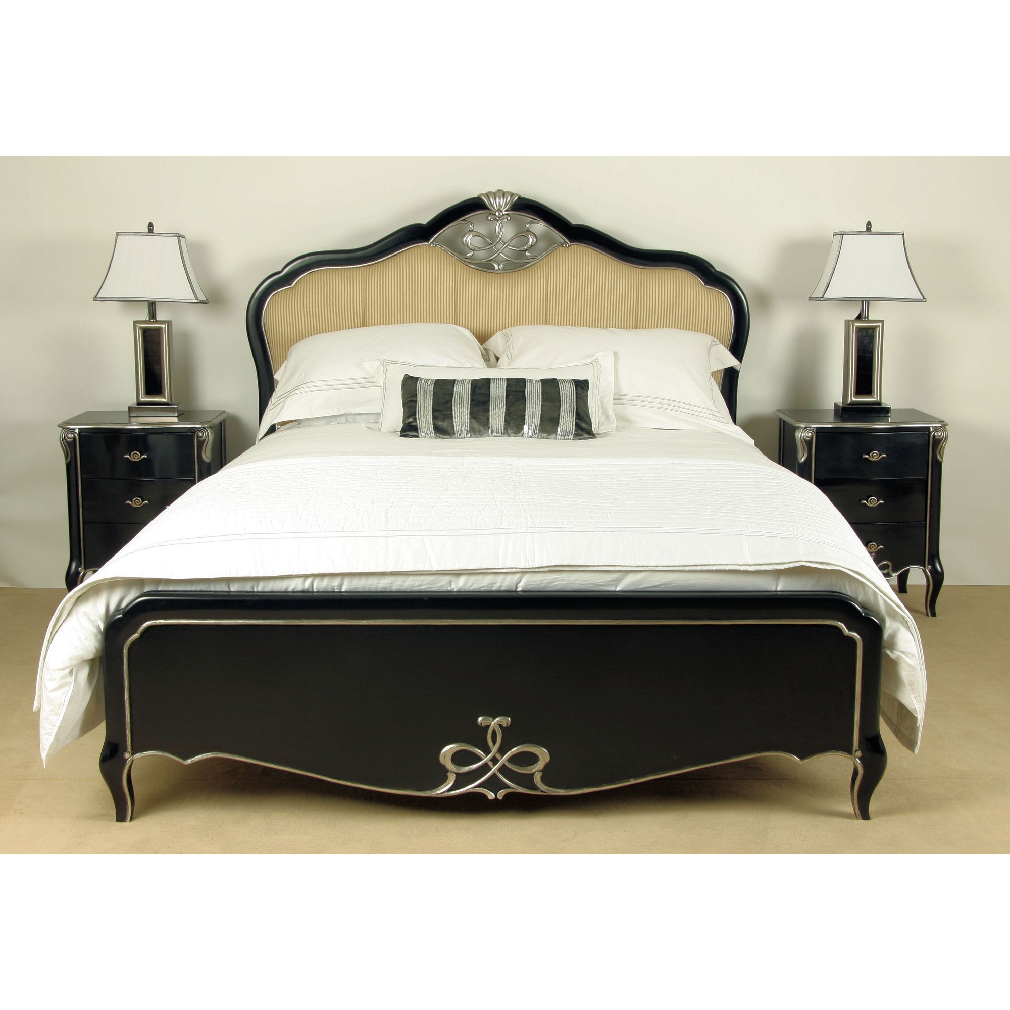 Wildwood Coco Bed Frame - King at Tesco Direct