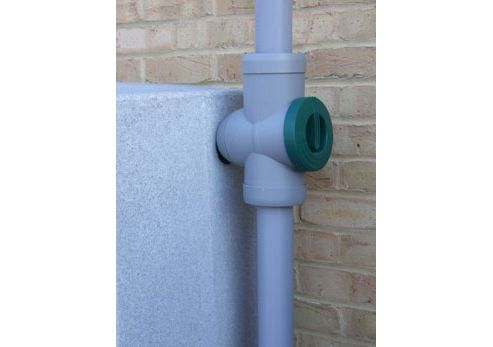 3P Rain water filter for water butts