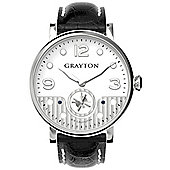 Grayton S.8 Calcutta Mens Leather Watch GR-0014-007.2