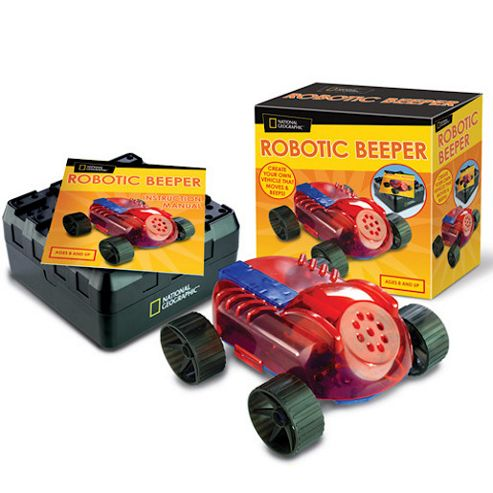National Geographic Electronic Robotic Beeper