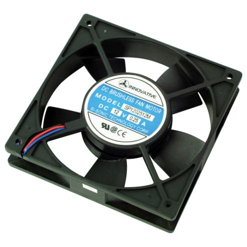 DC Cooling Fan 120x120x25mm