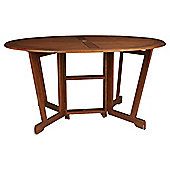 Windsor Wooden Round Gateleg Table - 150cm