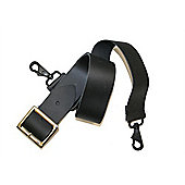 Selmer 560 Bass / Baritone Carriage Belt- Black Leather