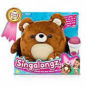 Singalongz - Cobey Bear