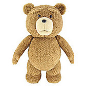 "Ted 16"" Talking Soft Toy"