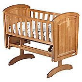 Troll Nicole Glider Crib (Antique)