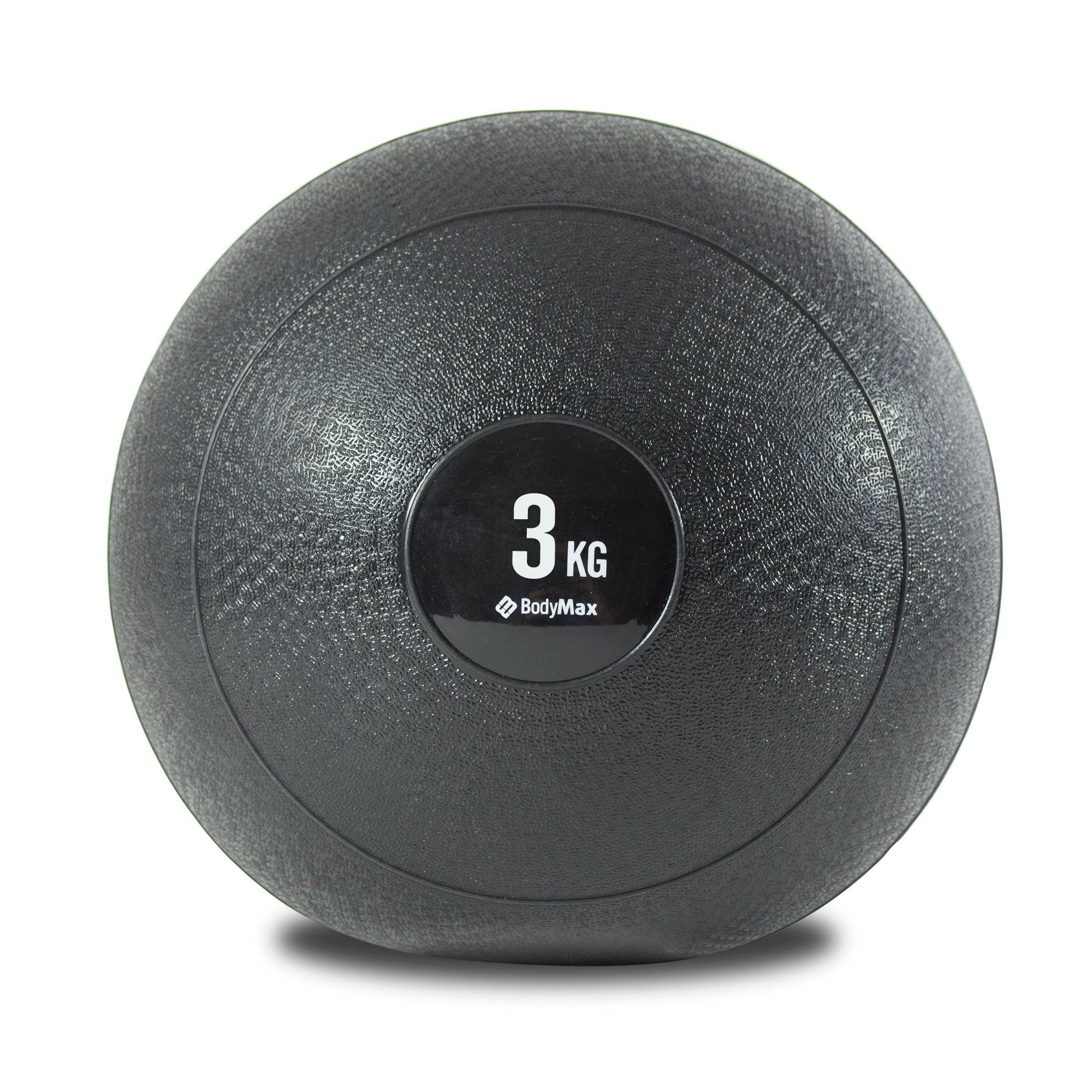 Dual Grip Handles Exercise Ball Medicine Training Weight Abs Workout