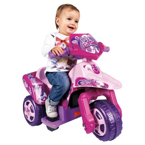 Trimoto 6V Tattoo Trike, Pink