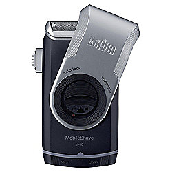 Braun Pocket Go M90 MobileShave Portable Shaver with Smart Foil