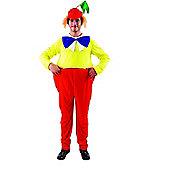 Tweedle Dee Tweedle Dum Costume Extra Large